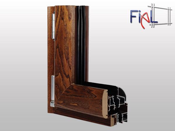 Casa immobiliare accessori serramenti alluminio legno prezzi for Infissi pvc legno